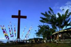 mayoritas masyarakat Tobelo beragama Kristen