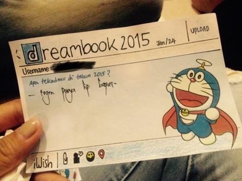 8 years old kid's wish. =)