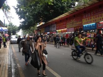 Pusat grosir, Guangzhou Railway Station