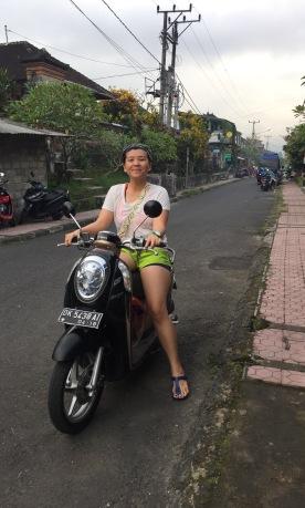 Ubud, Agustus 2017