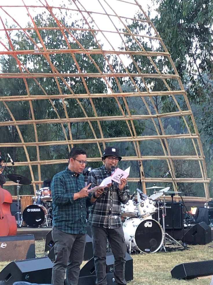 MC Duo Jazz Gunung, Alit dan Gundi